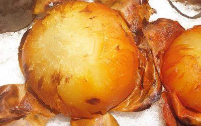 קרפצ'יו סלק צהוב