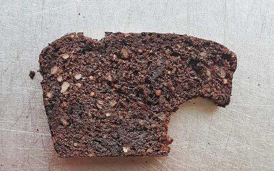 עוגת שוקולד זוקיני