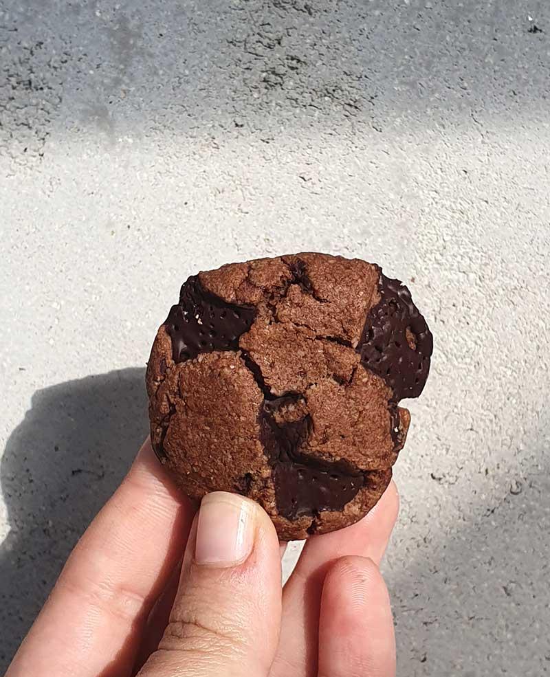 עוגיות שוקולד צ'יפס פליאו
